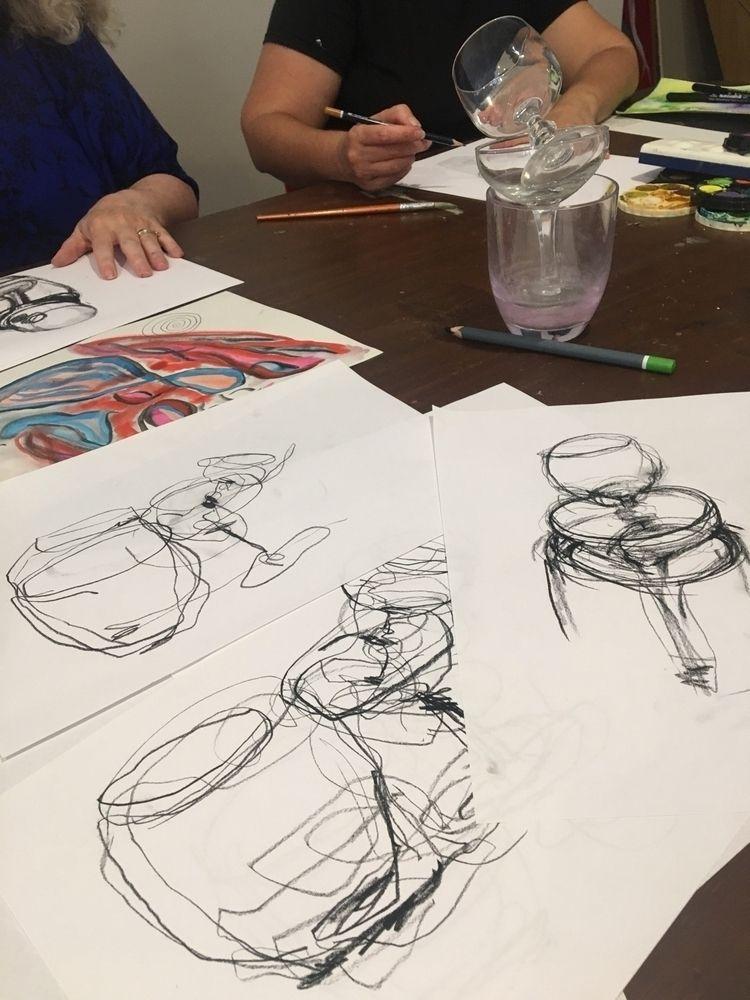 God love scribble - art, artclass - arnabaartz | ello