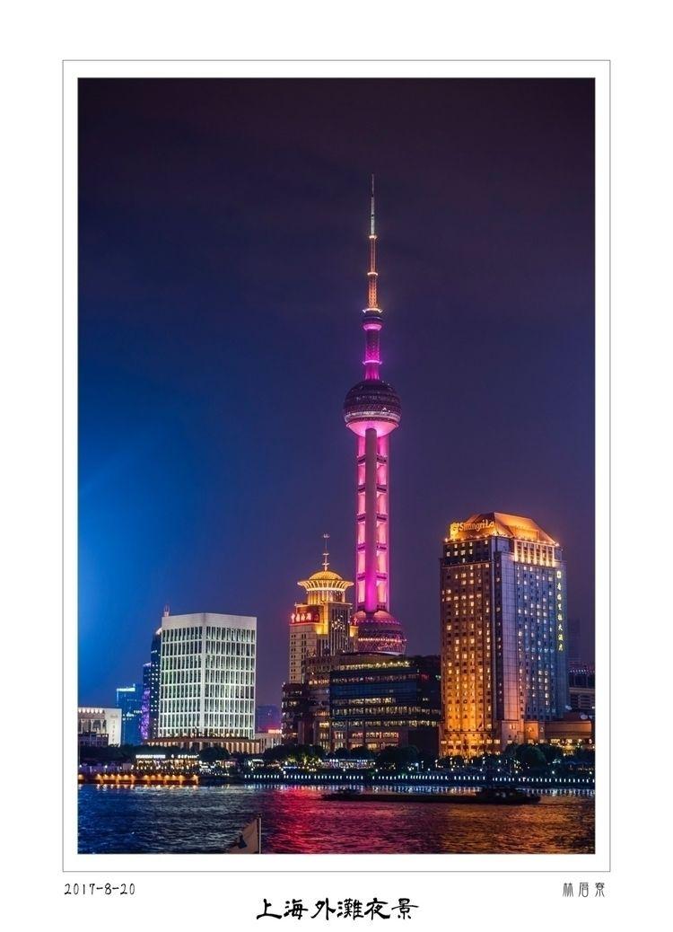 上海外灘夜景 - saab900 | ello