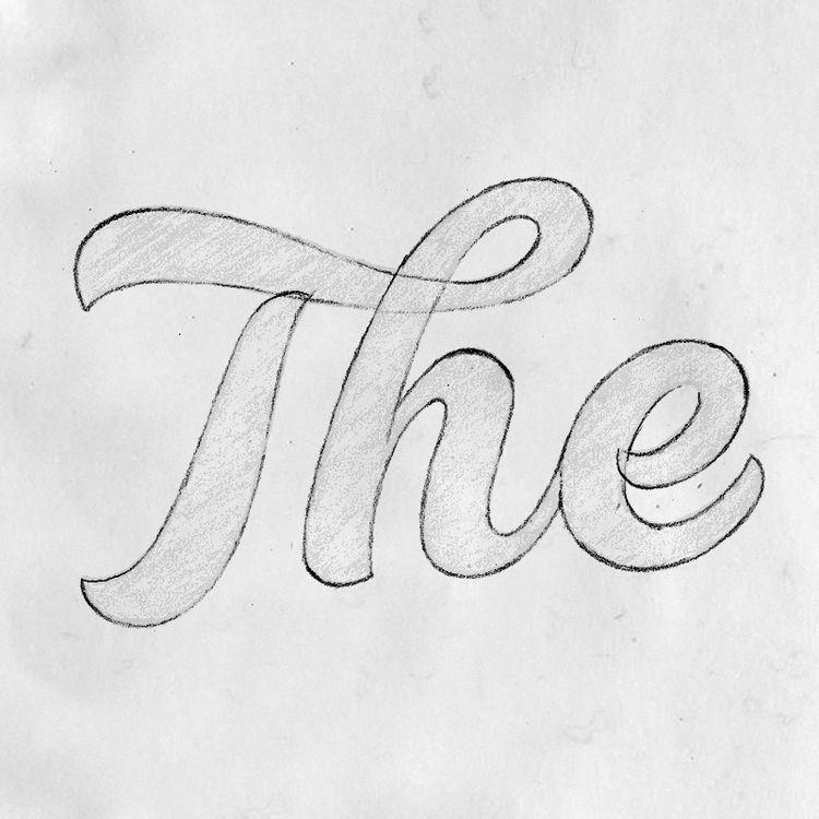 - refined sketch - robclarketype | ello
