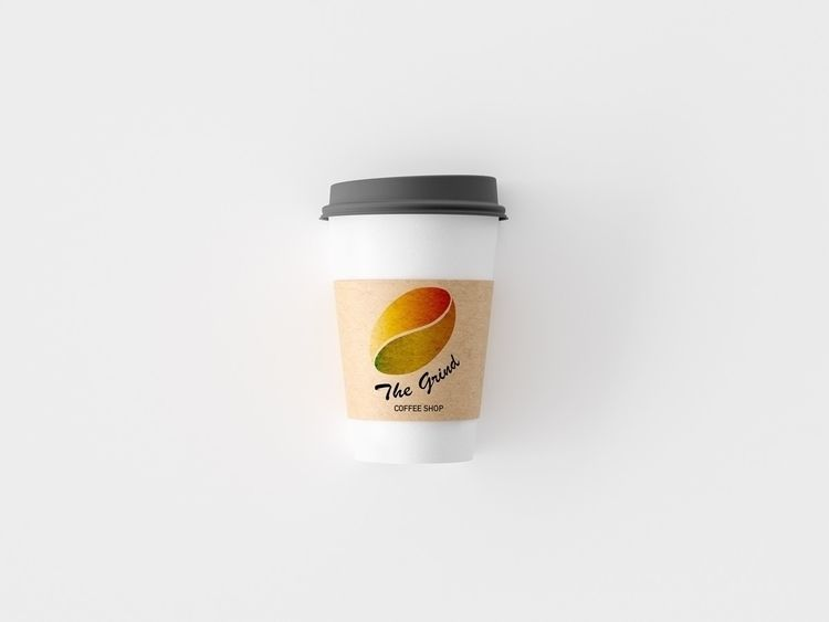 logos challenge 1/30 design - graphicdesigner - mariecoppin22 | ello