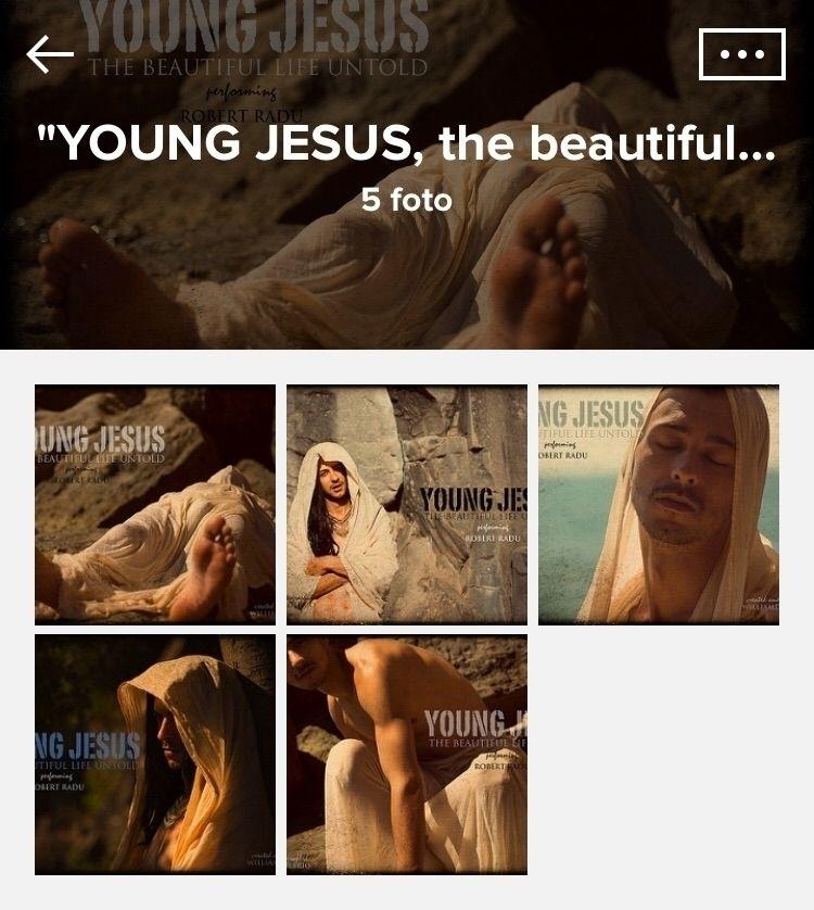 YOUNG JESUS, Portfolio 2014, pe - williamdavidebrio | ello