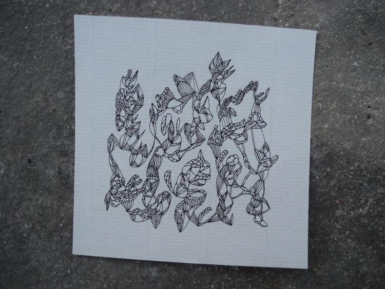 Die Small original drawing rotr - uleedee | ello