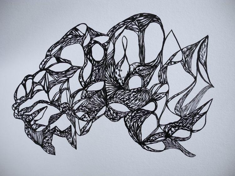castle sky Ink paper - 31,5 24  - uleedee | ello