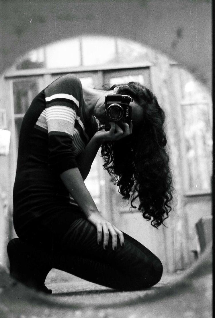 Autoportrait - analog, film, 35mm - tatao | ello