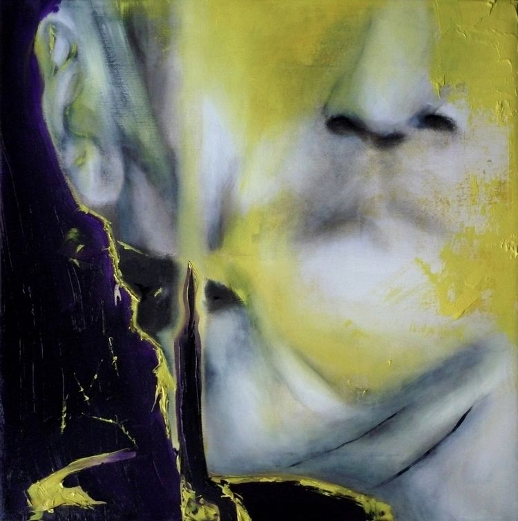 Shapeshifter, oil canvas, 40 cm - luciasimone | ello