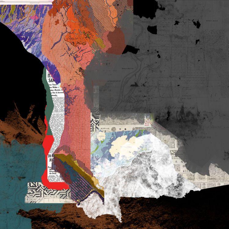 Landscape (100X100 cm - azerty   ello