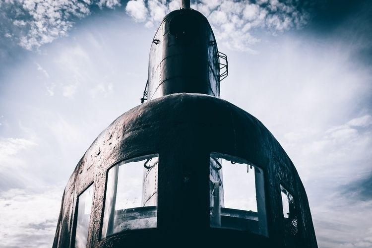 Sail sail conning tower) Gato-c - mattgharvey | ello