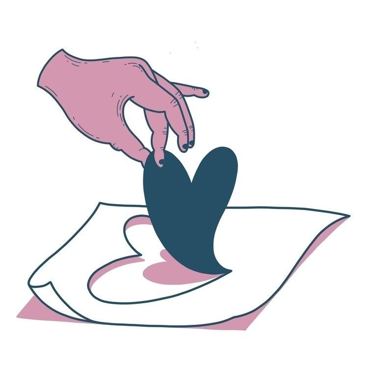 illustration, art, drawing, artwork - alicecquaglia | ello