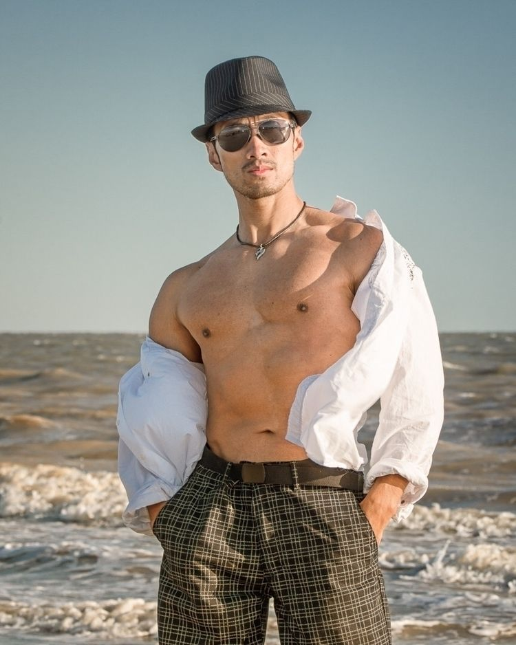 Photo shoot Houston, TX - male, model - dogstarpics   ello