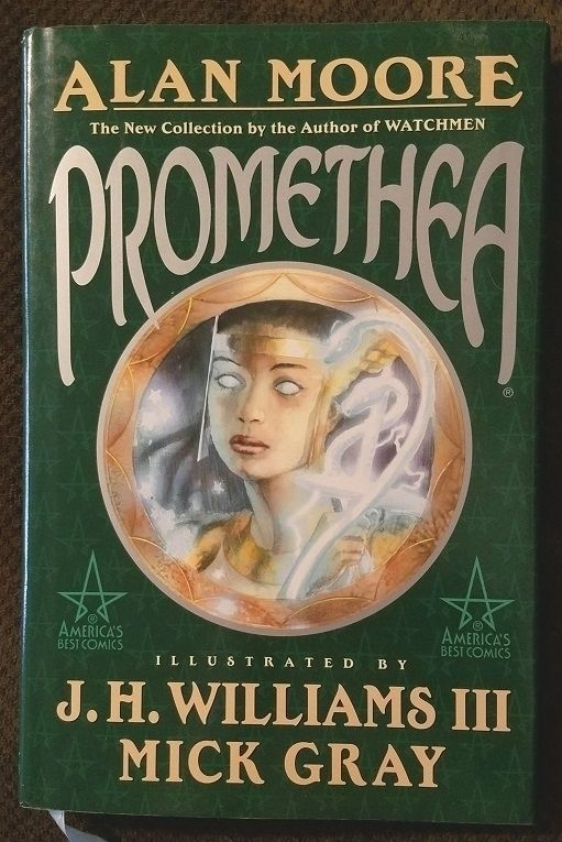 Read Damn Book - 085: Promethea - richardfyates | ello
