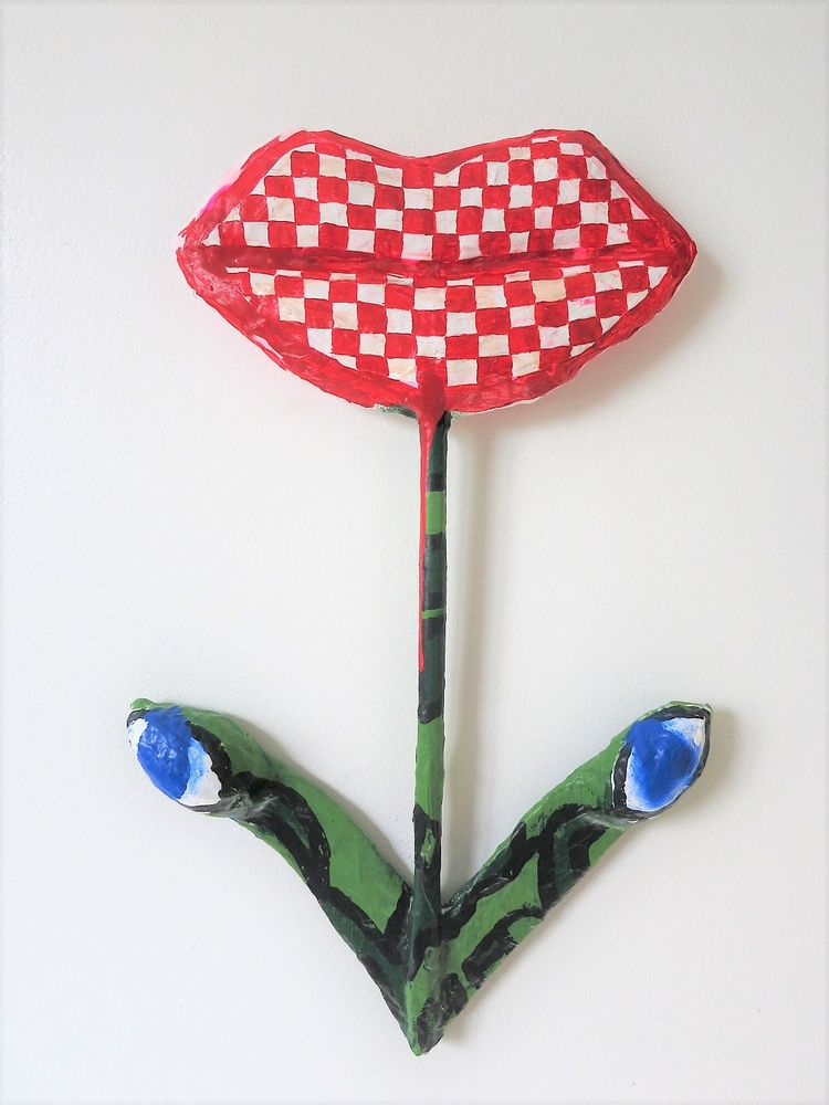 Kim Baise paper mache sculpture - jikits | ello