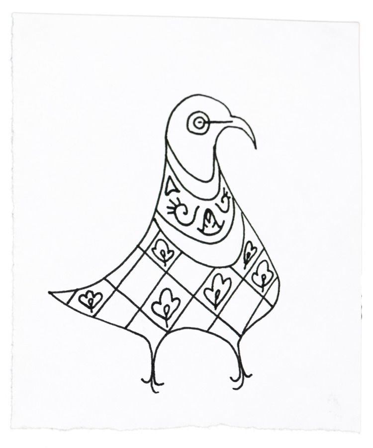 Big Dove. Submitted Fumogallery - yd_studio | ello