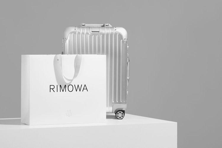 Luggage brand Rimowa rebranded  - minimalissimo | ello
