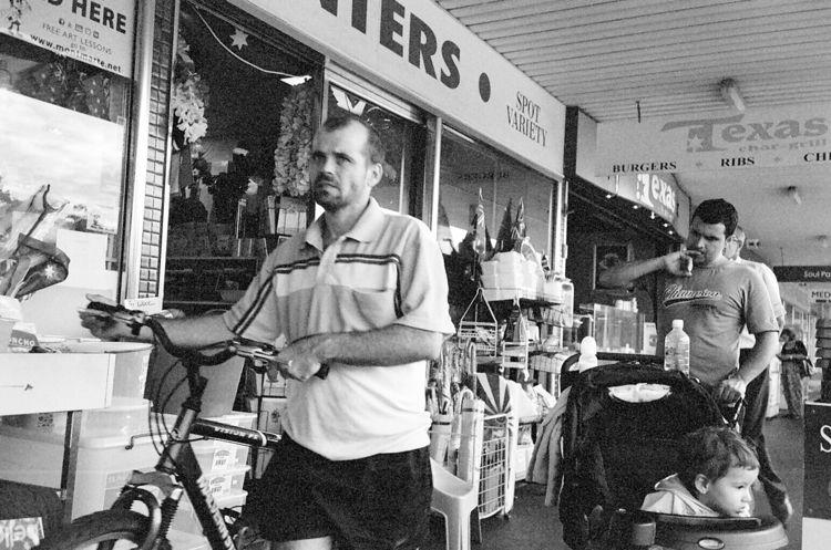 blackandwhite, streetphotography - michaelfinder | ello