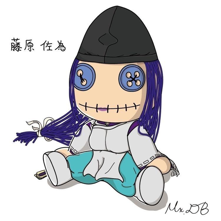 Fujiwara Sai (Hikaru 2001 - 醜娃娃愛變裝 - mxdbsclumsydoll | ello