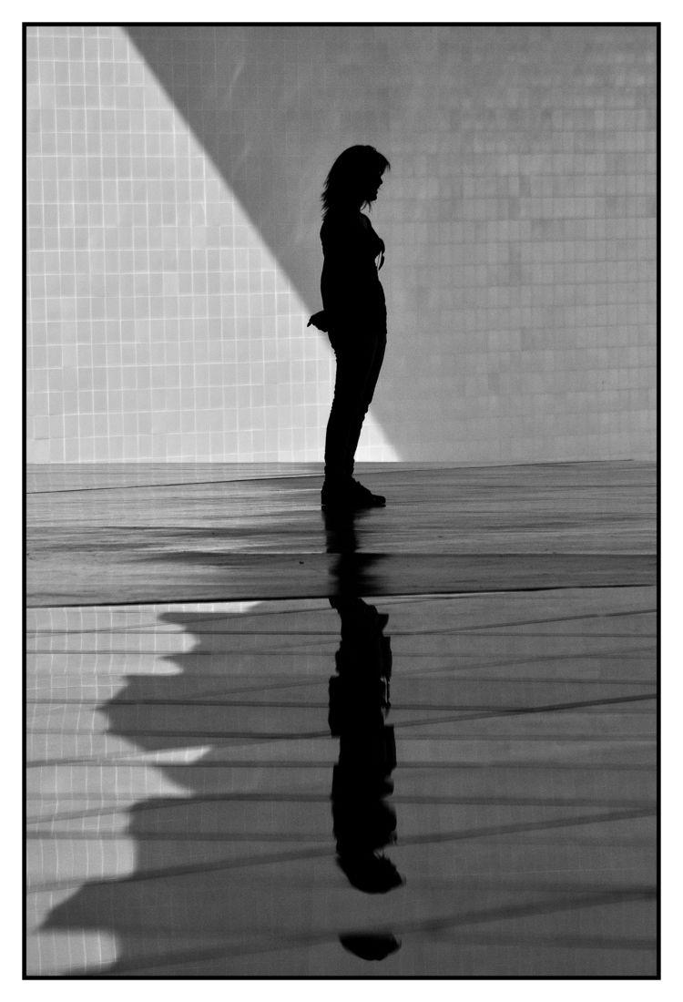 Solidão - street, blackandwhitephotography - jsuassuna | ello