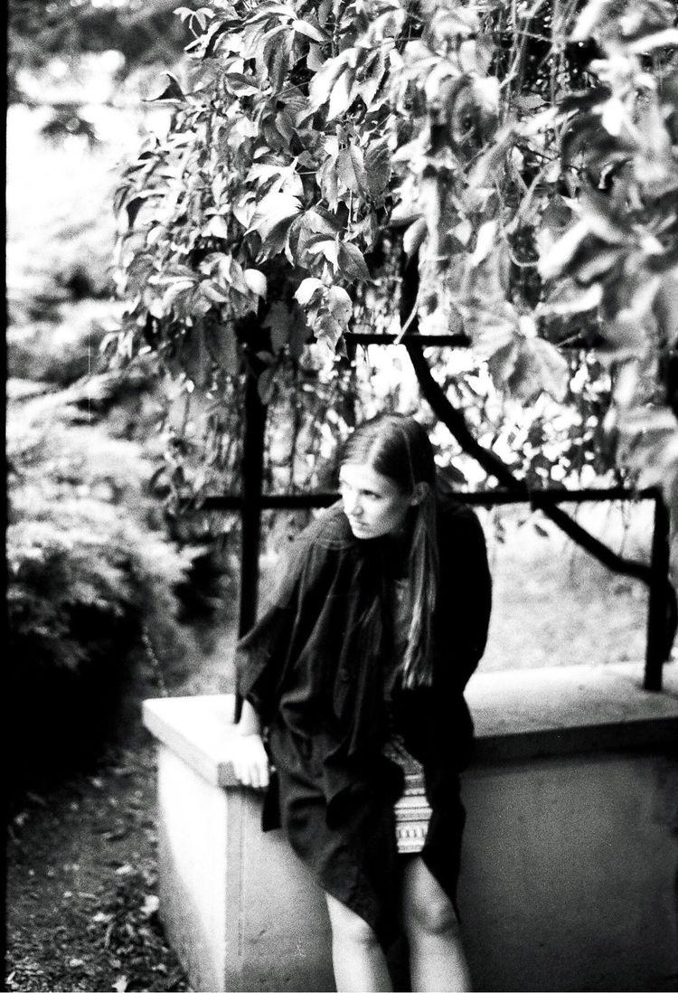 Urszula - analog, film, 35mm, photography - tatao   ello
