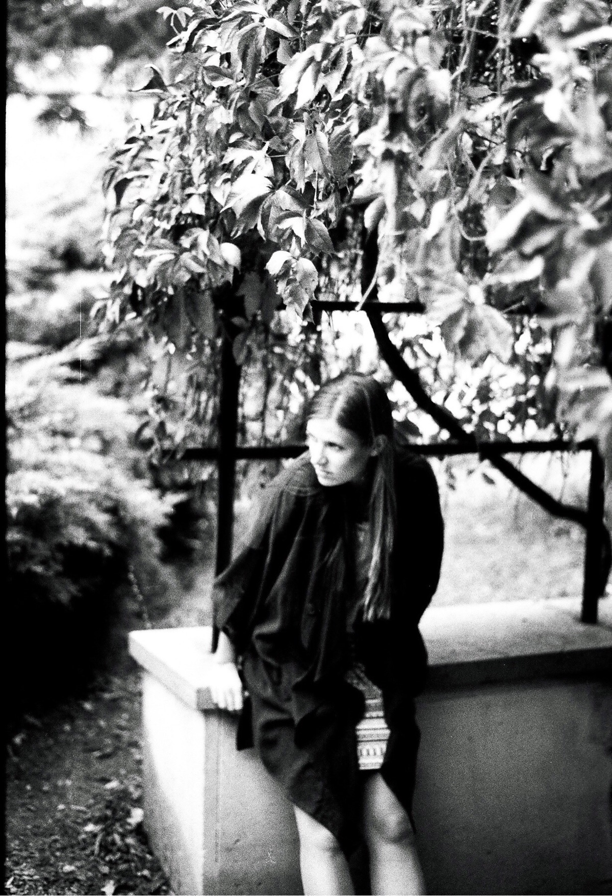 Urszula - analog, film, 35mm, photography - tatao | ello