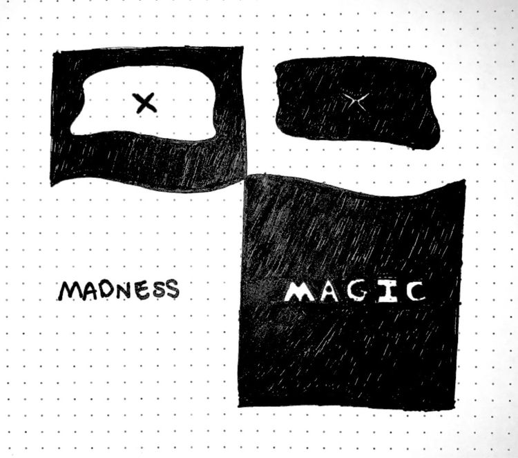 """Madness Magic bed - revelation - theanatomyofasunflower 