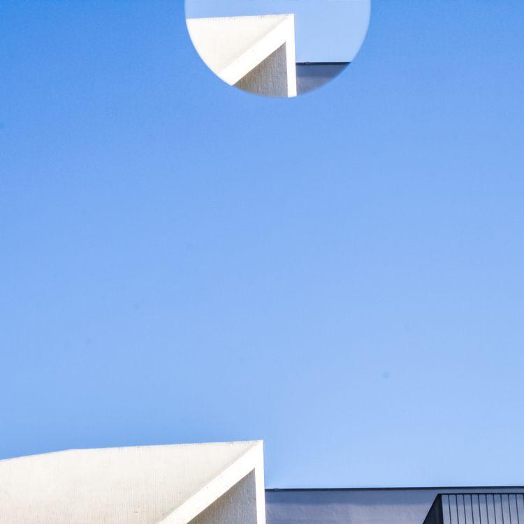 Étoile blanche 9 - photography, blue - msr_mood | ello