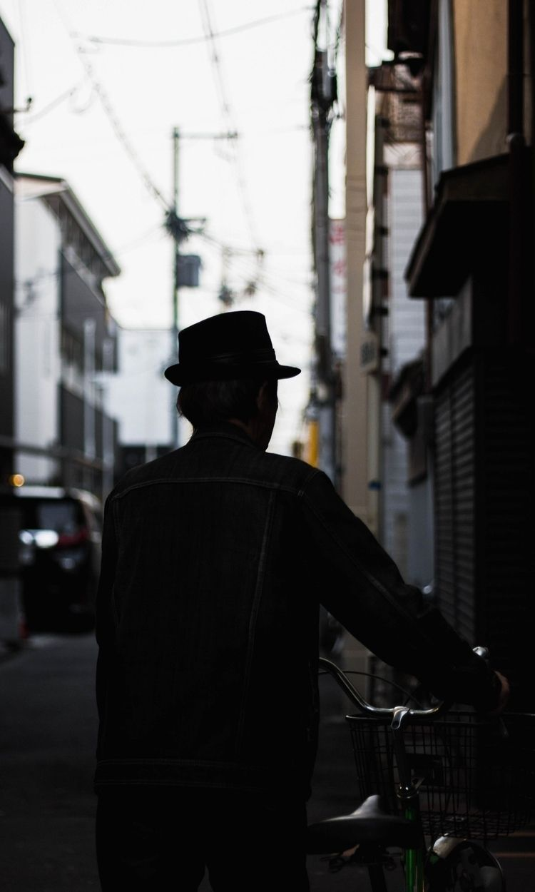 Silhouette ; Osaka, Japan - 201 - _lauradex | ello