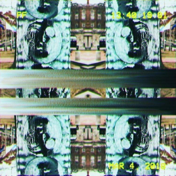 VHS - digitalcollage, collage, collageart - serpentariumstickers | ello