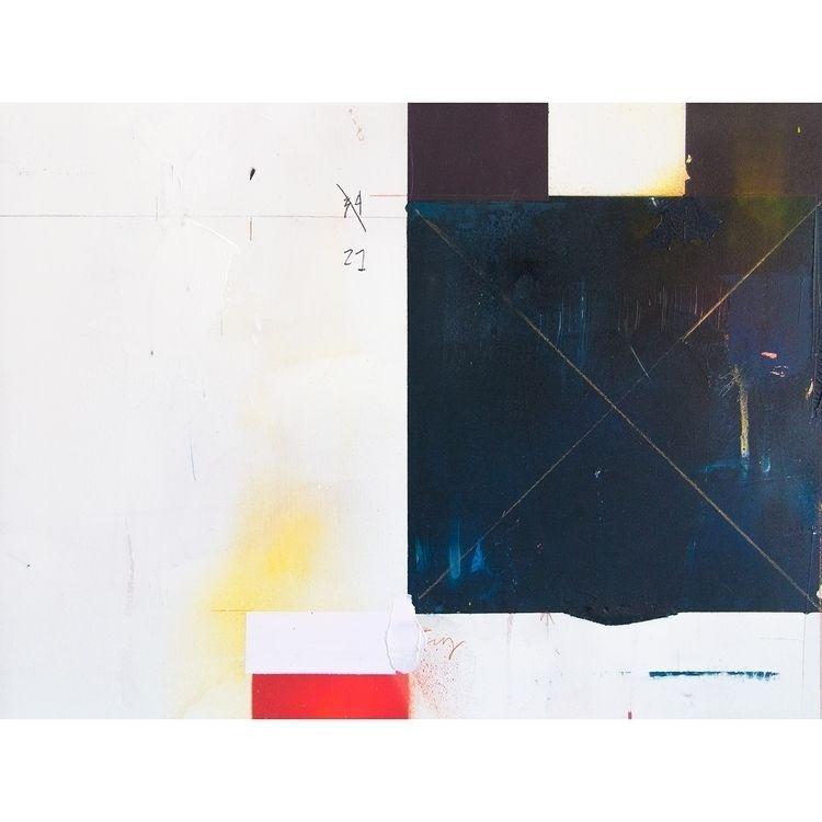 '10022018' 100x100cm Acrylic, g - aruizvillar | ello