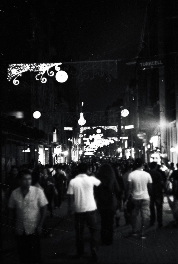 Istanbul, Turkey - analog, film - tatao | ello
