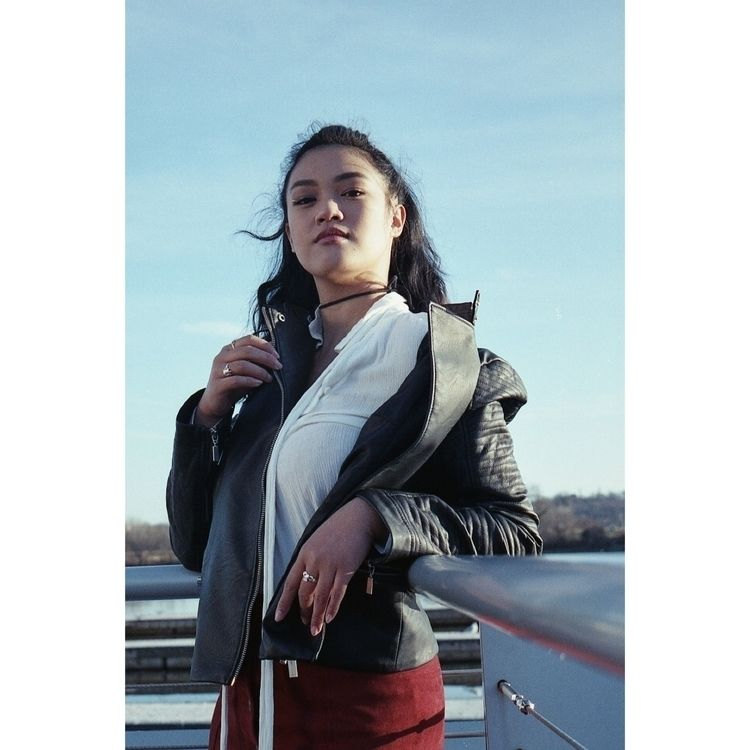 Amanda - portraits, analog, filmisnotdead - tatebot | ello