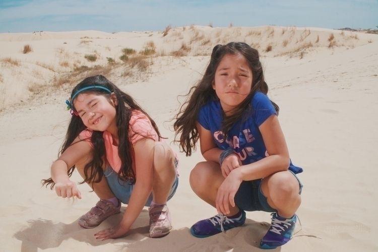 chillin' desert.:sunny:️ - monahanssandhills - benraigoza | ello
