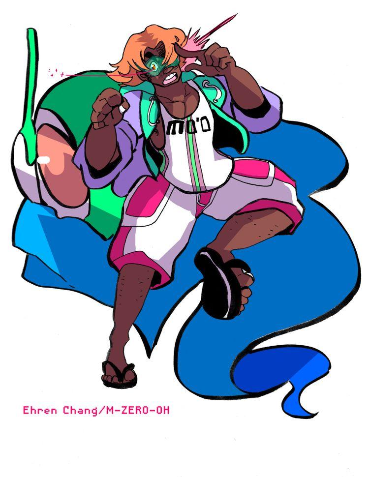 Character art Ehren webcomic - characterart - tofuplusbeast | ello