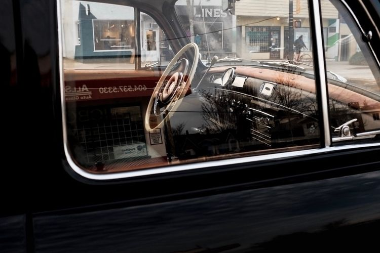 Parked Main Street - xseries, streetphotography - kch | ello