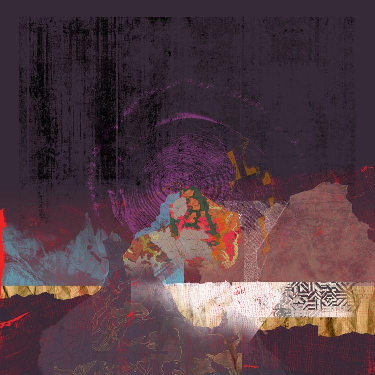 Landscape / Map Series (100x100 - azerty | ello
