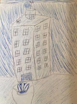 weird building - sailortitan458 | ello