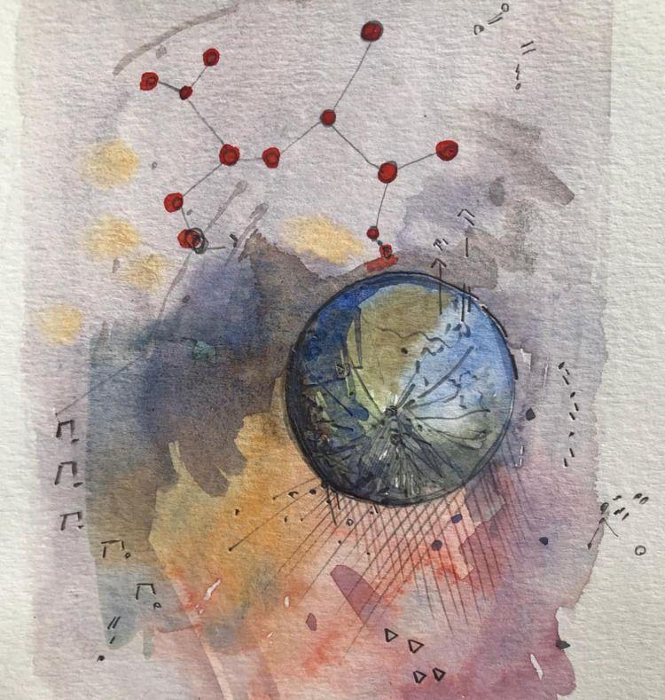 closer Moon Sagittarius  - astrology - crystalfischetti | ello