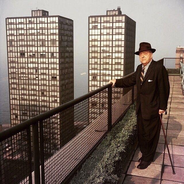 van der Rohe - Mies, Chicago - bauhaus-movement | ello