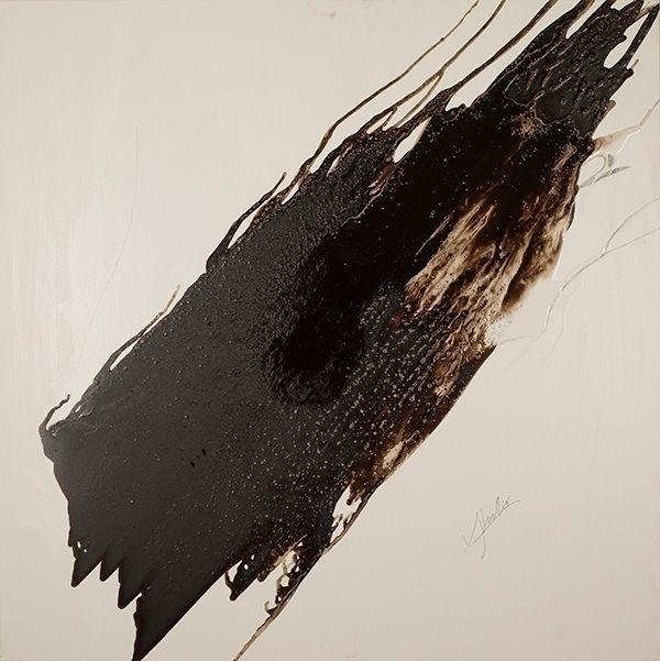 Dark matter 100x100cms Mixed Me - abilius | ello