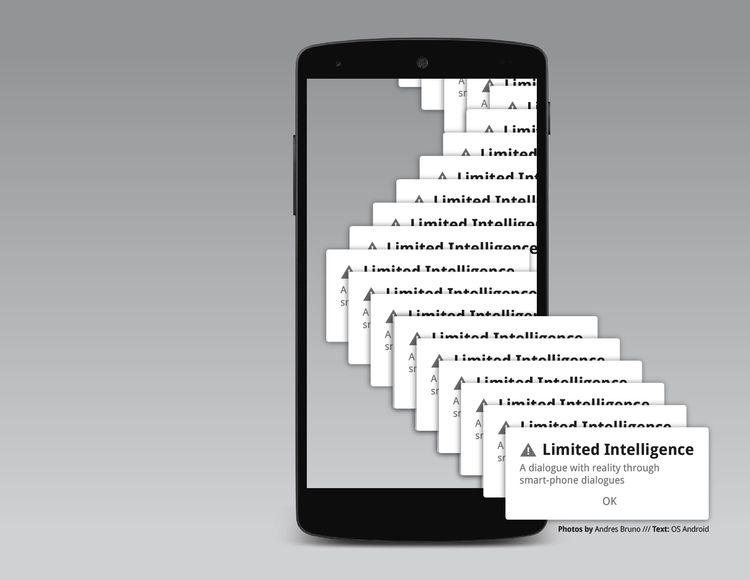 Limited Intelligence intelligen - andres_bruno_ | ello