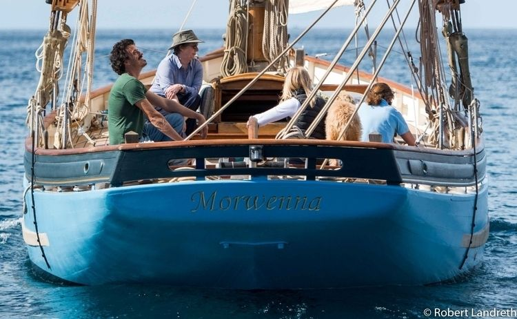 Morwenna beautiful classic sail - robertjlandreth | ello