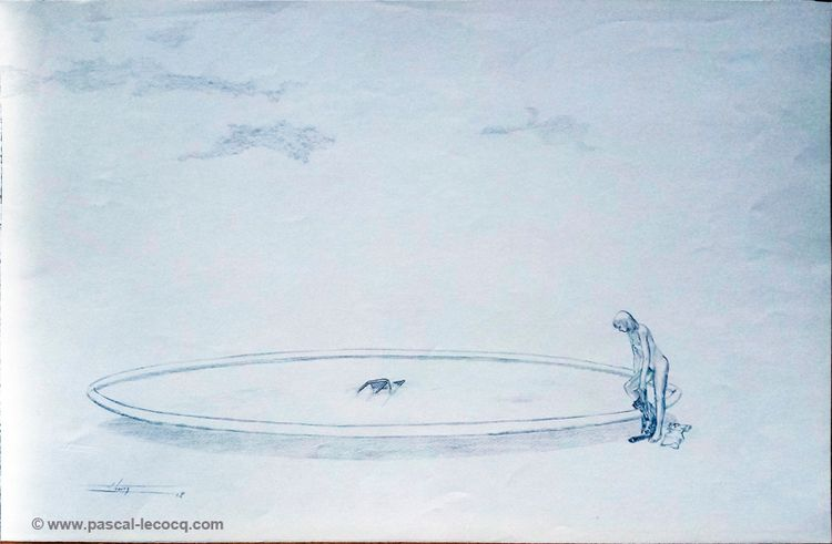 CAPTIEUSE NOYADE - Deceiful dro - bluepainter | ello