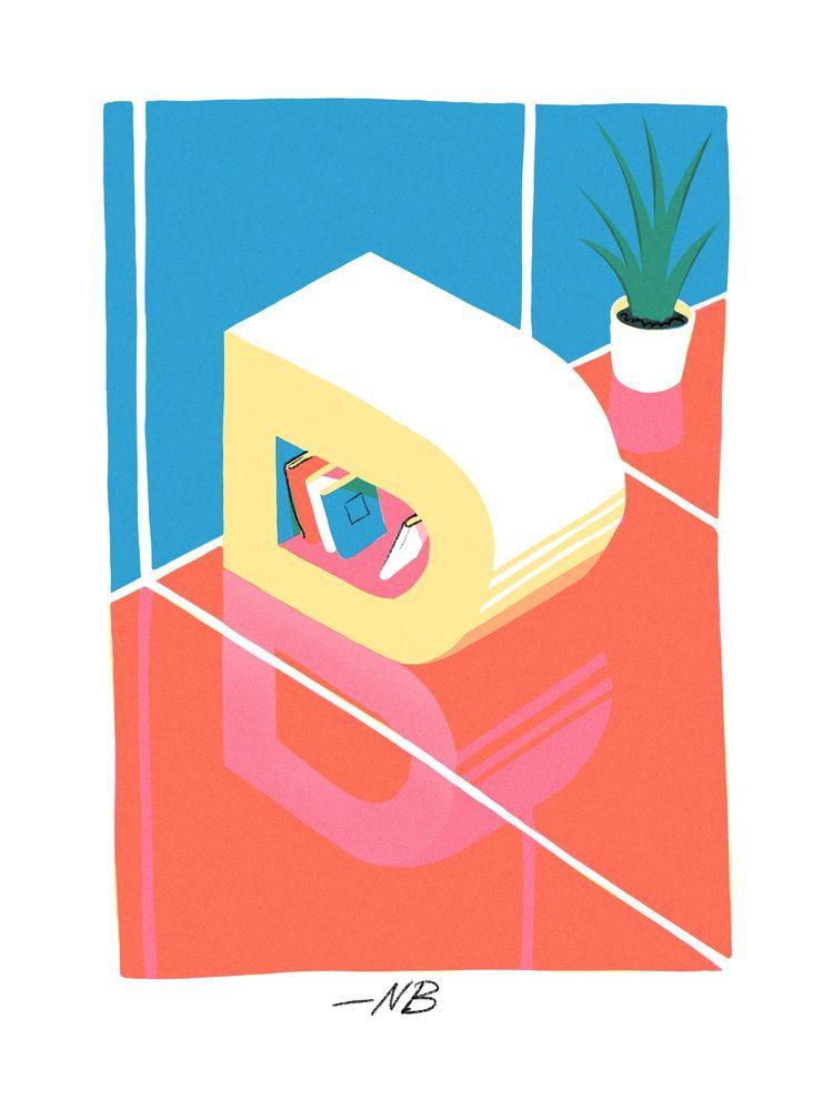 36daysoftype, interiordesign - nik__brovkin | ello