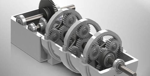 Process Mechanical Gearboxes me - stmteam | ello