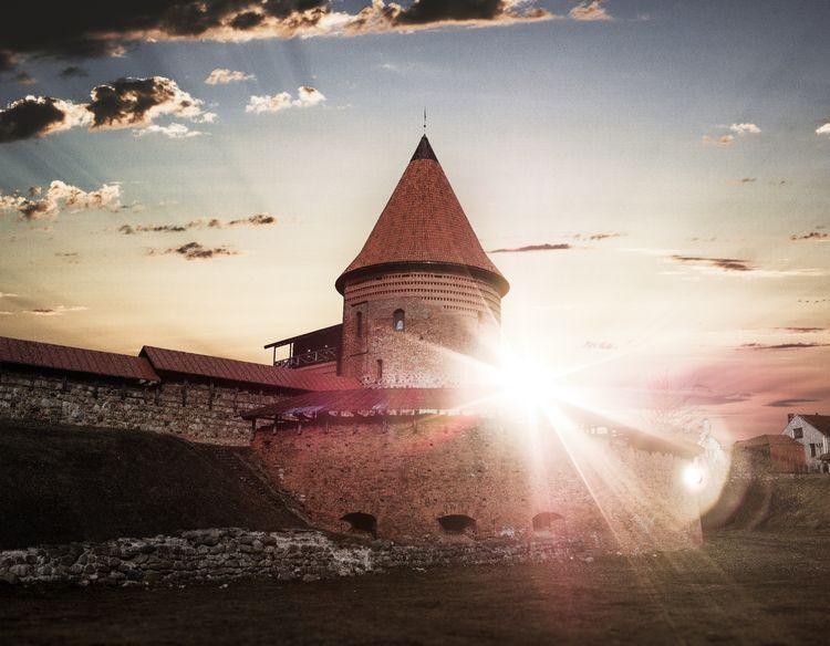 Kaunas castle edit Submitted Di - rimvis | ello
