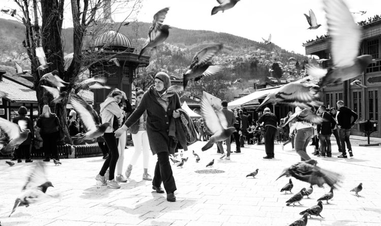 Sarajevo | April 2018 - blackandwhite - solublemania | ello