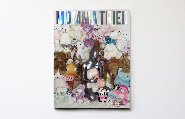 MOMMA GIVEAWAY: print magazine  - mommatried | ello