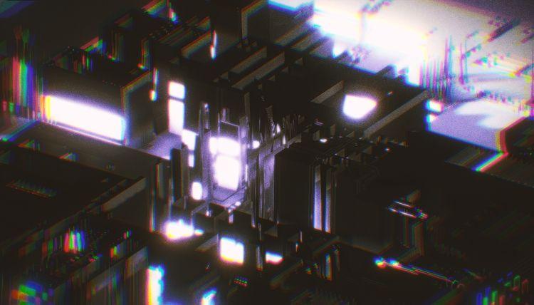 Dreadful Delight - 3d, system, architecture - dwanstudio | ello