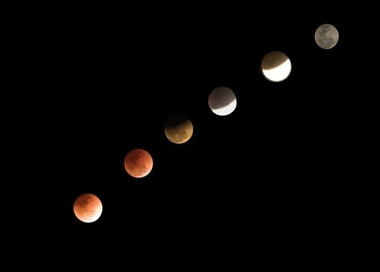 lunar eclipse - imran_nazir | ello
