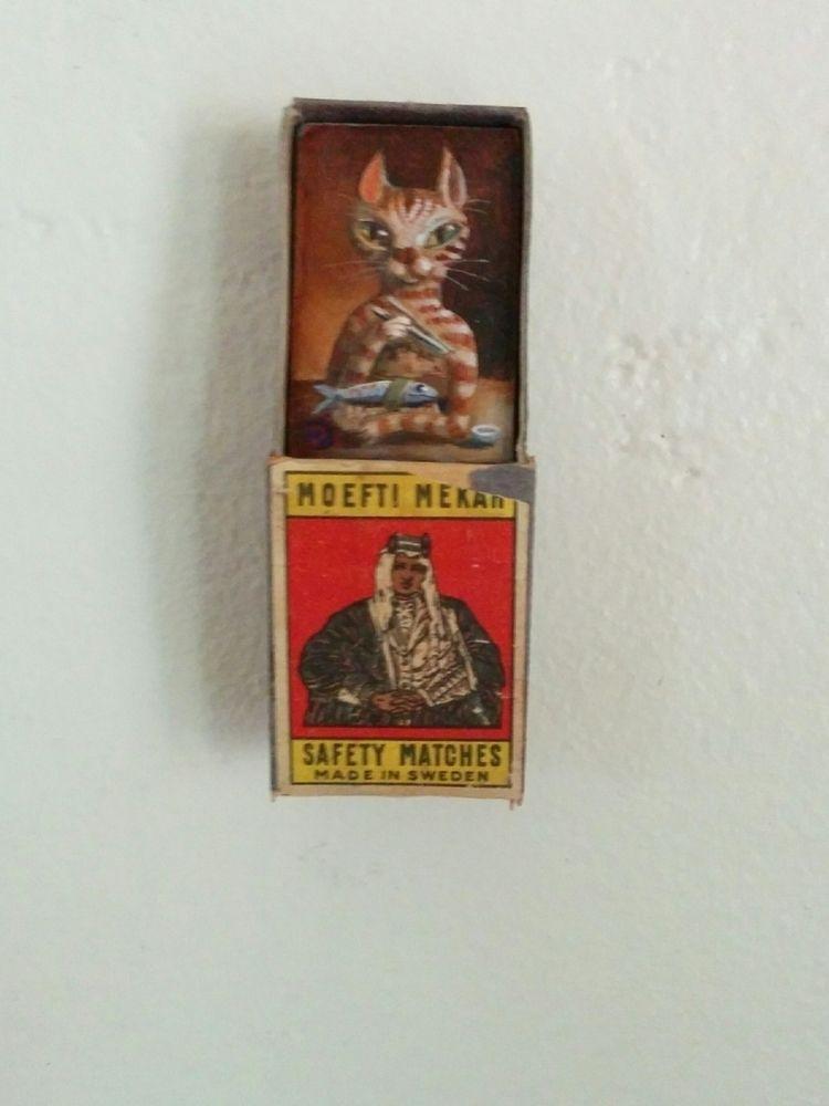 Sushi, miniature, oil panel - matchbox - myklwells | ello