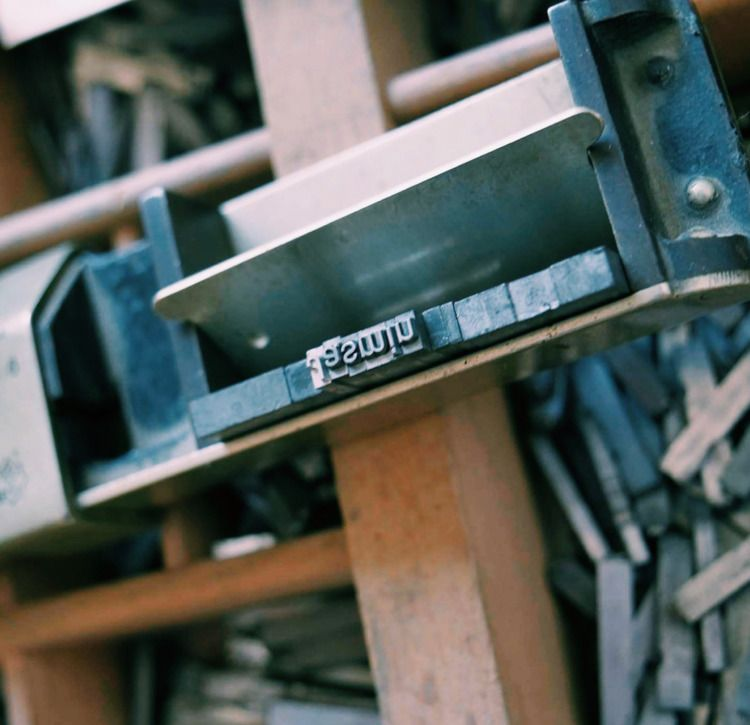 Letterpress Workshop - letterpress - jasminsermonet | ello