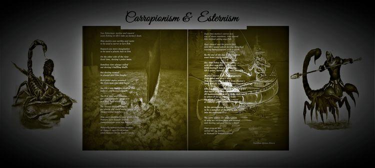 Carropionism Esternism fisherme - pasitheaanimalibera   ello
